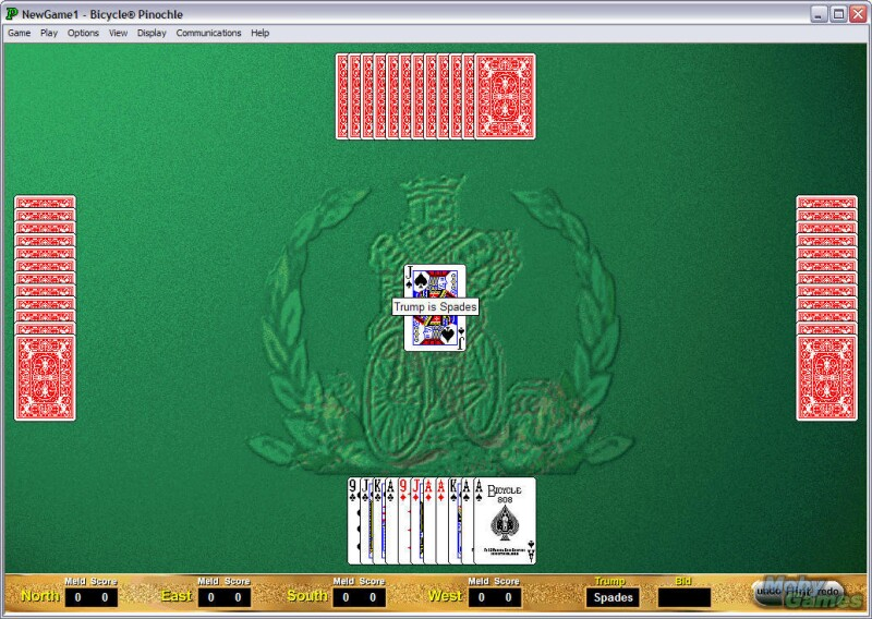 Pinochle For PC / Windows 7/8/10 / Mac Free Download