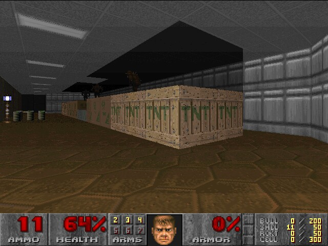 doom 2 hell on earth dos  for windows