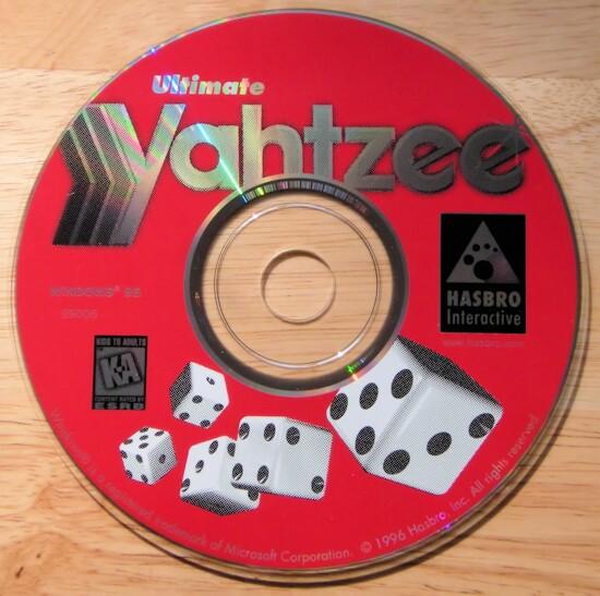 windows 7  64-bit ultimate yahtzee