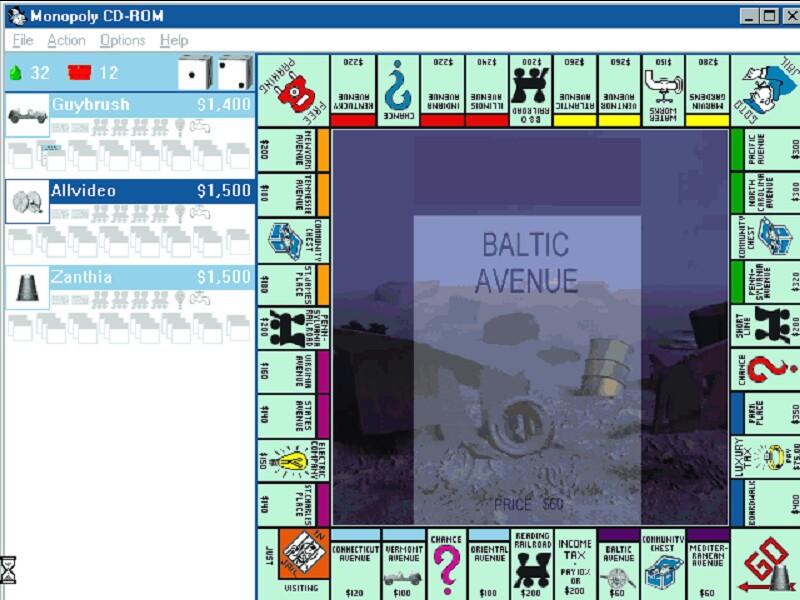 Monopoly Windows 10