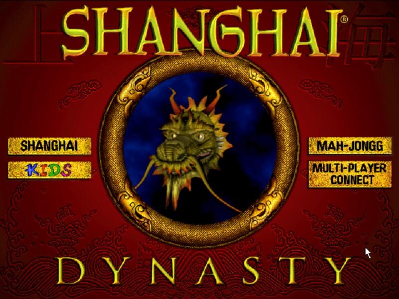Shanghi Dynasty