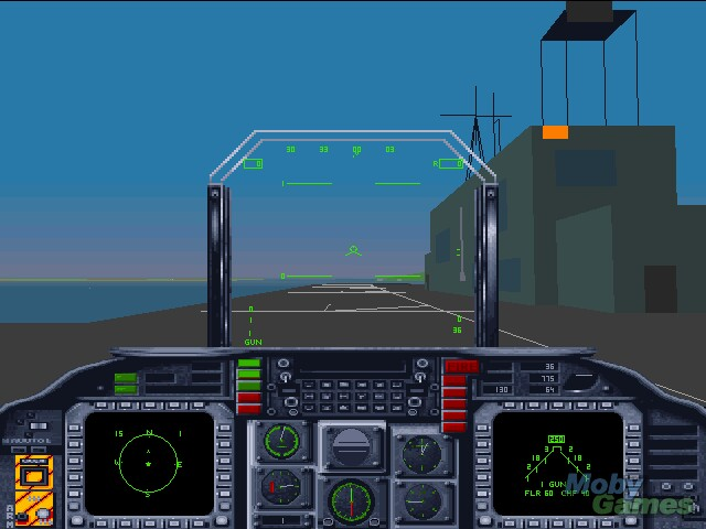 SUPER-VGA HARRIER AV-8B ASSAULT DOMARK 1Clk Windows 10 8 7 Vista XP Install
